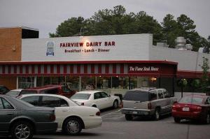 Fairview Dairy Bar in Sanford.