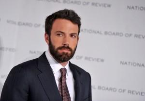 Ben Affleck can rock a beard, if I do say so myself.